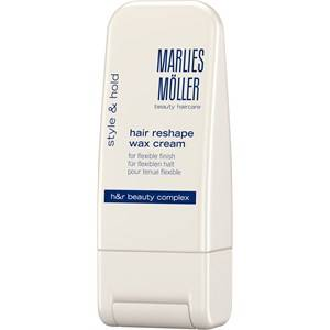 Marlies Möller Beauty Haircare Style & Hold Hair Reshape Wax Cream 100 ml