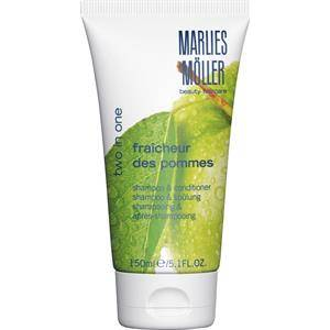 Marlies Möller Beauty Haircare Two in One Fraîcheur des Pommes Shampoo & Conditioner 150 ml