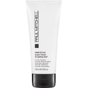 Paul Mitchell Styling Firmstyle Super Clean Sculpting Gel 100 ml
