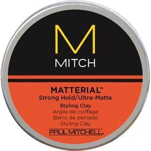 Paul Mitchell Hiustenhoito Mitch Matterial Styling Clay 85 g