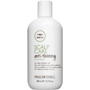 Paul Mitchell Hiustenhoito Tea Tree Scalp Care Anti-Thinning Shampoo 300 ml