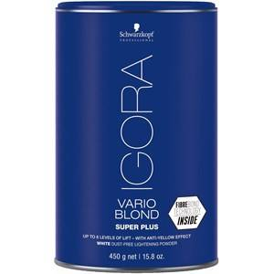 Schwarzkopf Hiusvärit Igora Vario Blond Super Plus 450 g