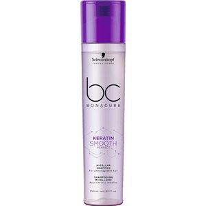 Schwarzkopf BC Bonacure Keratin Smooth Perfect Micellar Shampoo 250 ml