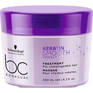 Image of Schwarzkopf BC Bonacure Keratin Smooth Perfect Treatment 750 ml