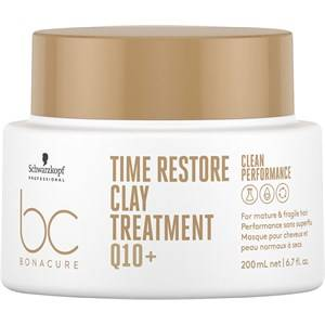 Schwarzkopf BC Bonacure Q10 + Time Restore Treatment 750 ml