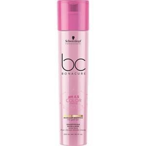 Schwarzkopf BC Bonacure pH 4.5 Color Freeze Gold Shimmer Micellar Shampoo 250 ml