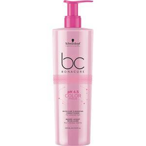 Schwarzkopf BC Bonacure pH 4.5 Color Freeze Micellar Cleansing Conditioner 500 ml