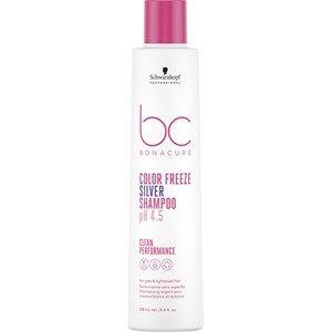 Schwarzkopf BC Bonacure pH 4.5 Color Freeze Silver Micellar Shampoo 1000 ml