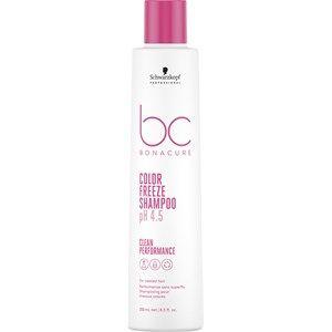 Schwarzkopf BC Bonacure pH 4.5 Color Freeze Sulfrate-Free Micellar Shampoo 250 ml