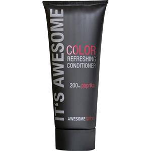 Sexy Hair Awesome Colors Hiustenhoito Color Refreshing Conditioner Paprika 200 ml
