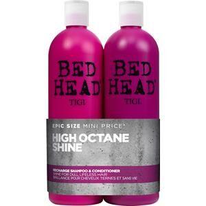 Tigi Vahvistus ja kiilto Recharge High Octane Shine Tween Set Shampoo 750 ml + Conditioner 750 ml 1 Stk.