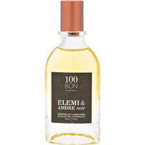 100BON Unisexdüfte Elemi & Ambre Noir Eau de Parfum Spray 50 ml