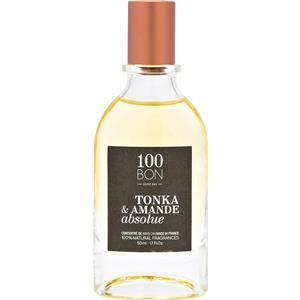 100BON Unisexdüfte Tonka & Amande Absolue Eau de Parfum Spray 50 ml