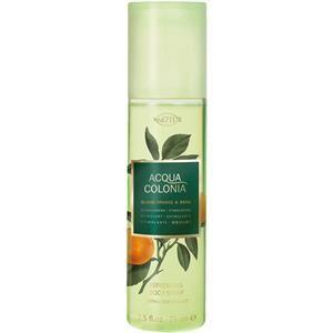 4711 Acqua Colonia Unisex-tuoksut Blood Orange & Basil Vartalosuihke 75 ml
