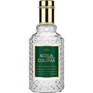 4711 Acqua Colonia Unisex-tuoksut Blood Orange & Basil Eau de Cologne Splash & Spray 170 ml