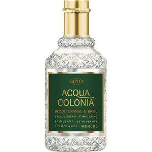 4711 Acqua Colonia Unisex-tuoksut Blood Orange & Basil Eau de Cologne Spray 50 ml