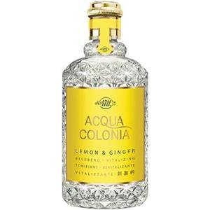 4711 Acqua Colonia Unisex-tuoksut Lemon & Ginger Eau de Cologne Spray 50 ml