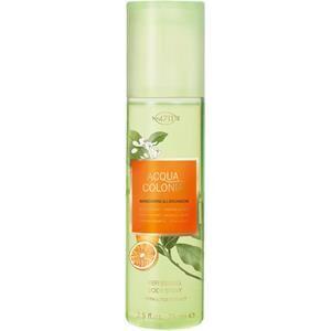 4711 Acqua Colonia Unisex-tuoksut Mandarine & Cardamom Vartalosuihke 75 ml
