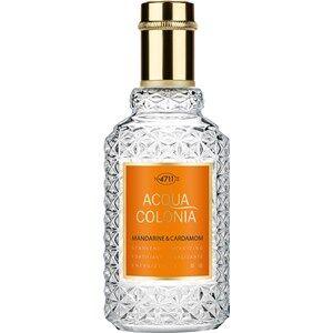4711 Acqua Colonia Unisex-tuoksut Mandarine & Cardamom Eau de Cologne Splash & Spray 170 ml