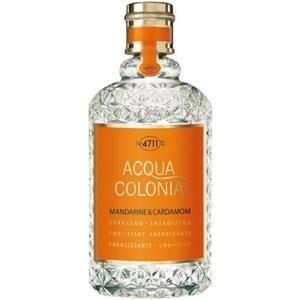 4711 Acqua Colonia Unisex-tuoksut Mandarine & Cardamom Eau de Cologne Spray 50 ml