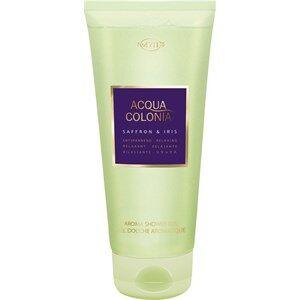 4711 Acqua Colonia Unisex-tuoksut Saffron & Iris Shower Gel 200 ml
