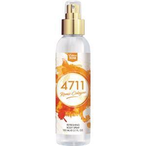4711 Naisten tuoksut Echt Kölnisch Wasser Remix Body Spray 75 ml