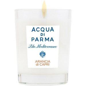 Acqua di Parma Unisex-tuoksut Arancia di Capri Blu Mediterraneo Scented Candle 200 g