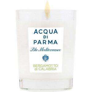 Acqua di Parma Unisex-tuoksut Bergamotto di Calabria Blu Mediterraneo Scented Candle 200 g
