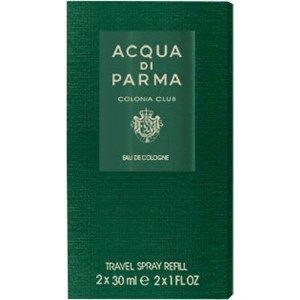 Acqua di Parma Miesten tuoksut Colonia Club Travel Spray Refills 2 x 30 ml