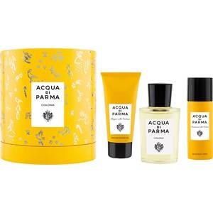 Acqua di Parma Unisex-tuoksut Colonia Gift Set Eau de Cologne Spray 100 ml + Shower Gel 75 ml + Deodorant Spray 50 ml 1 Stk.