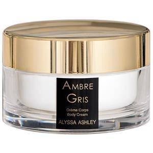 Alyssa Ashley Naisten tuoksut Ambre Gris Creme Corps Putkilo 150 ml