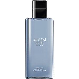 Armani Miesten tuoksut Code Homme Colonia All-Over Body Shampoo 200 ml