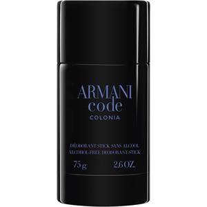 Armani Miesten tuoksut Code Homme Colonia Deodorant Stick 75 ml