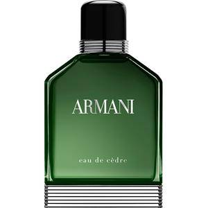 Image of Armani Miesten tuoksut Eaux Pour Homme Eau de Cèdre Eau de Toilette Spray 100 ml