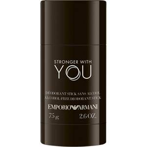 Armani Miesten tuoksut Emporio  Stronger With You Deodorant Stick 75 ml
