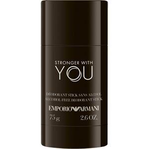 Armani Miesten tuoksut Emporio  Stronger With You Deodorant Stick 75 ml
