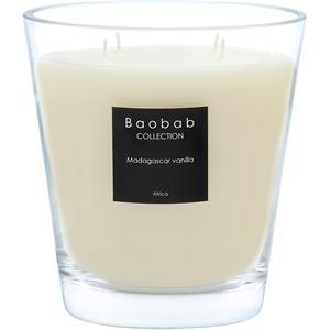 Baobab Huonetuoksut All Seasons Tuoksukynttilä Madagascar Vanilla Mini Max One 1 Stk.