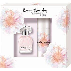 Betty Barclay Naisten tuoksut Beautiful Eden Lahjasetti Eau de Toilette Spray 20 ml + Soft Shower Foam 50 ml 1 Stk.
