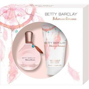 Betty Barclay Naisten tuoksut Bohemian Romance Gift set Eau de Toilette Spray 20 ml + Shower Cream 50 ml 1 Stk.