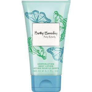 Betty Barclay Naisten tuoksut Pretty Butterfly Vartalovoide 150 ml