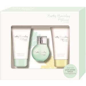 Betty Barclay Naisten tuoksut Pure Pastel Mint Lahjasetti Eau de Toilette Spray 20 ml + Shower Cream 75 ml + Shower Cream Lemon 75 ml 1 Stk.