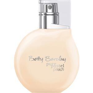Betty Barclay Naisten tuoksut Pure Pastel Peach Eau de Parfum Spray 20 ml