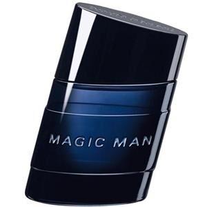 Bruno Banani Miesten tuoksut Magic Man Eau de Toilette Spray 50 ml