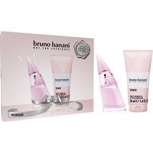 Bruno Banani Naisten tuoksut Woman Gift Set Eau de Toilette Spray 20 ml + Shower Gel 50 ml 1 Stk.