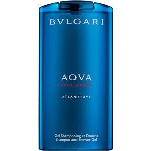 Bvlgari Miesten tuoksut Aqva Atlantiqve Shampoo & Shower Gel 200 ml