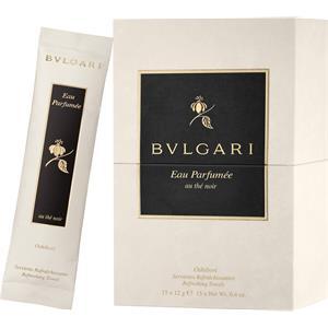 Bvlgari Unisex-tuoksut Eau Parfumée au Thé Noir Refreshing Towels 15 Stk.