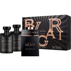 Bvlgari Miesten tuoksut Man in Black Gift Set Eau de Parfum Spray 60 ml + Shampoo and Shower Gel 40 ml + After Shave Balm 40 ml 1 Stk.