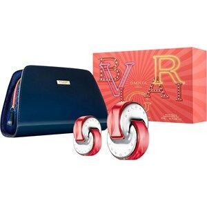 Bvlgari Naisten tuoksut Omnia Coral Gift Set Eau de Toilette Spray 15 ml + Eau de Toilette Spray 65 ml + Beauty Pouch 1 Stk.