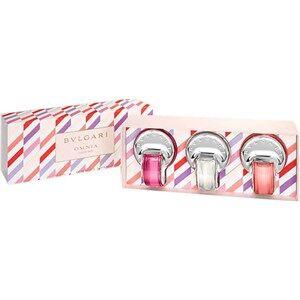 Bvlgari Naisten tuoksut Omnia Crystalline Omnia Travel Set Omnia Crystalline Eau de Toilette 15 ml + Omnia Pink Sapphire Eau de Toilette 15 ml + Omnia Coral Eau de Toilette 15 ml 1 Stk.
