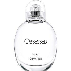 Calvin Klein Miesten tuoksut Obsessed for men Eau de Toilette Spray 75 ml